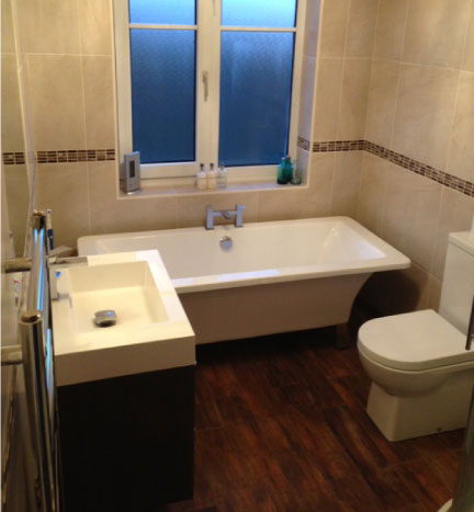 Bathroom Design Caversham